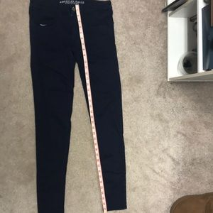 AEO super stretch Jegging. Size 4 LONG